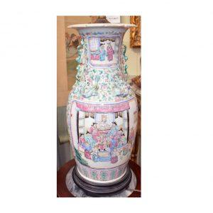 chin-vase